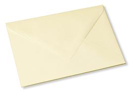 Aquerello envelope
