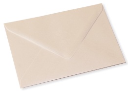 Pearl oyster envelope