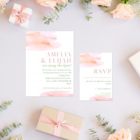 Invitation & RSVP